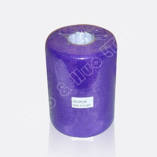 Purple Nylon Tulle  100 Y